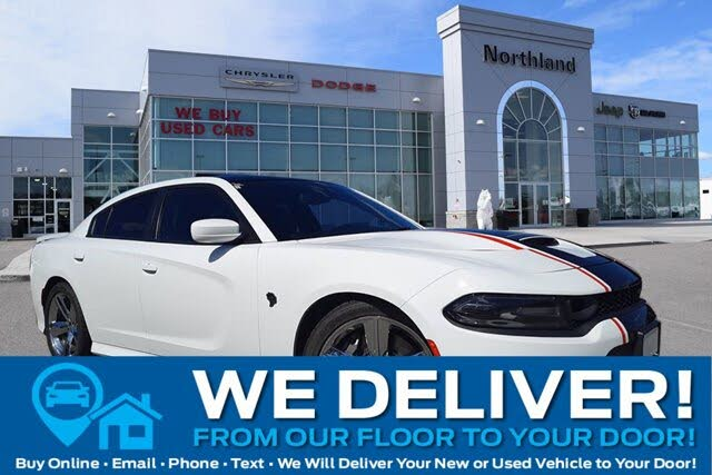 2019 Dodge Charger SRT Hellcat RWD