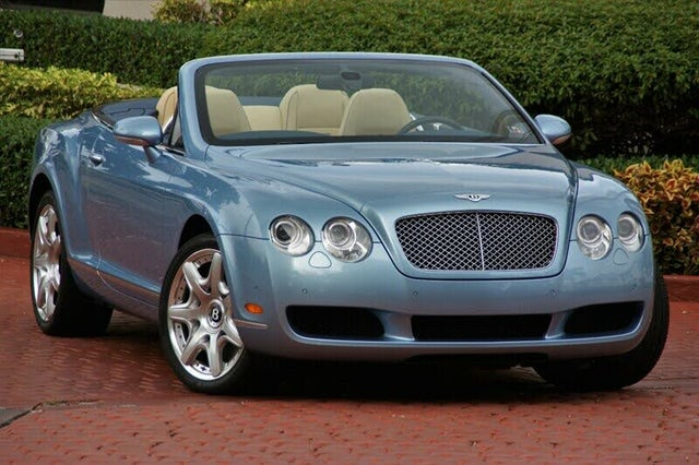 2008 Bentley Continental GTC W12 AWD