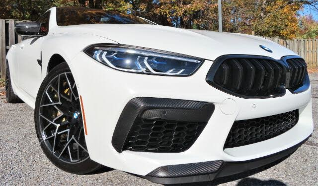 2020 BMW M8 Competition Gran Coupe AWD