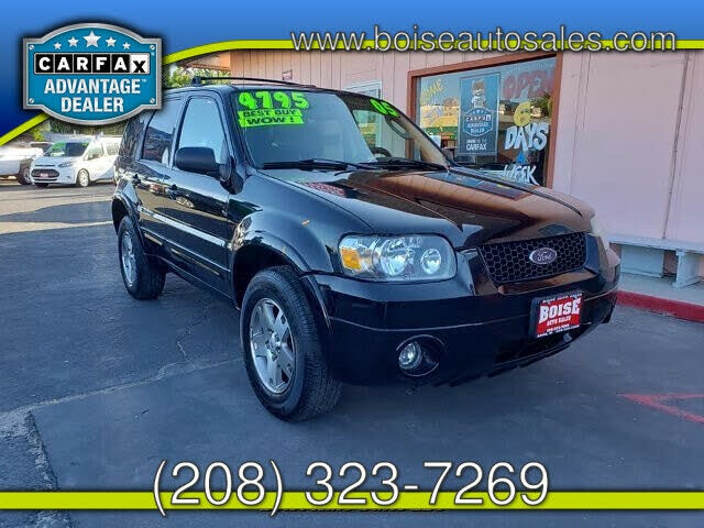 2005 Ford Escape Limited FWD