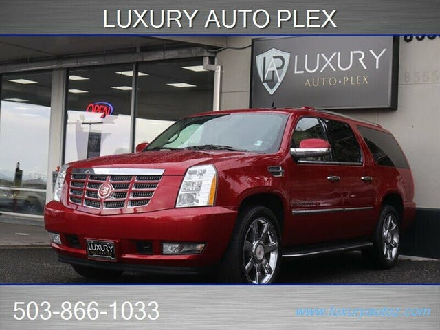 2012 Cadillac Escalade ESV Luxury 4WD