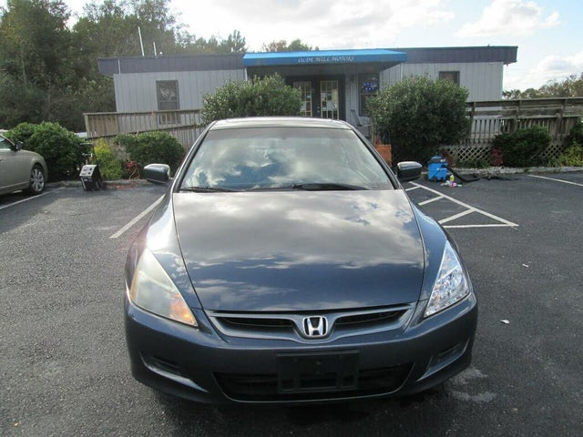 2006 Honda Accord Coupe EX with Leather