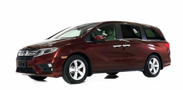 2019 Honda Odyssey EX-L FWD with Navigation and RES