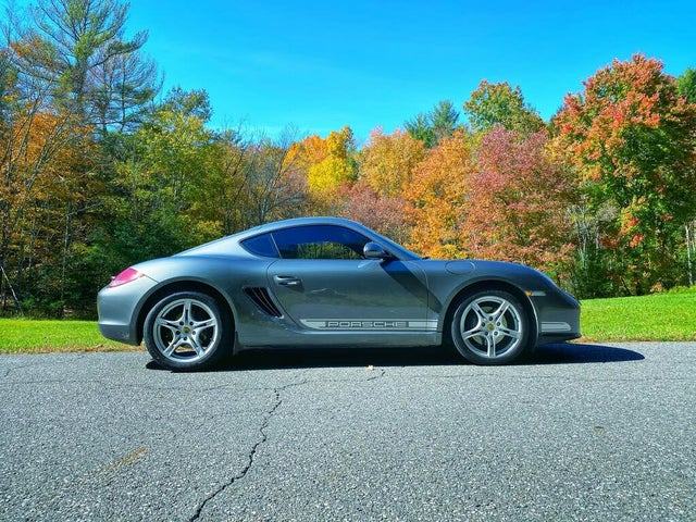 2009 Porsche Cayman Base
