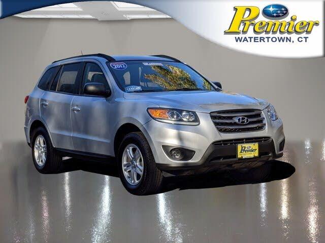 2012 Hyundai Santa Fe 2.4L GLS AWD