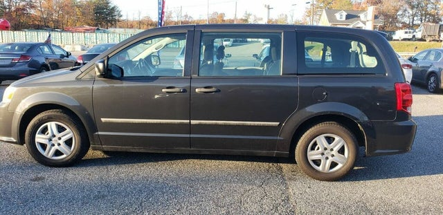 2012 Dodge Grand Caravan American Value Package FWD