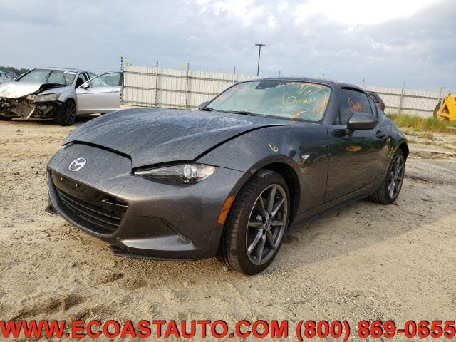 2017 Mazda MX-5 Miata RF Launch Edition RWD