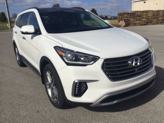 2019 Hyundai Santa Fe XL Limited Ultimate AWD