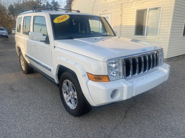 2009 Jeep Commander Limited 4WD