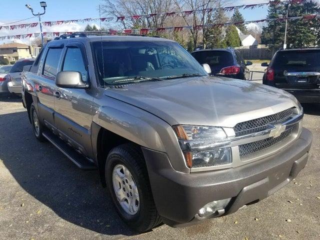 2003 Chevrolet Avalanche 1500 RWD