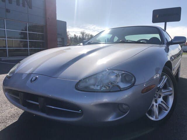 2000 Jaguar XK-Series XK8 Coupe RWD