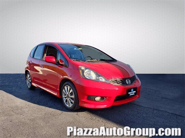 2012 Honda Fit Sport with Nav
