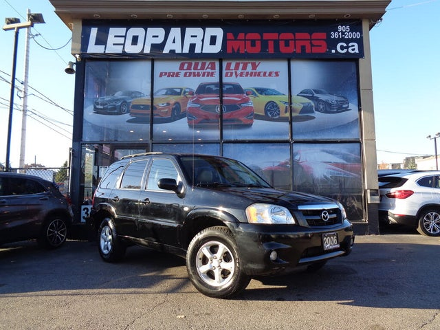 2006 Mazda Tribute GT AWD V6