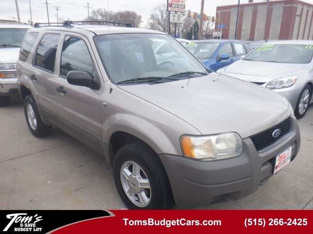 2001 Ford Escape XLS AWD