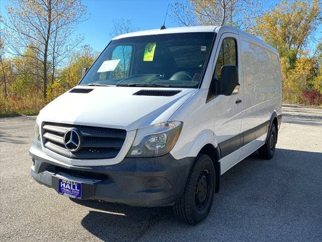 2016 Mercedes-Benz Sprinter Cargo 2500 170 Worker