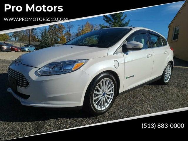 2013 Ford Focus Electric Hatchback