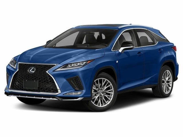 Used 2021 Lexus RX 350 F Sport FWD for Sale Right Now ...