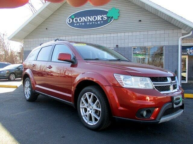 2013 Dodge Journey Crew FWD