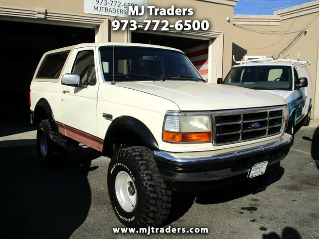1995 Ford Bronco XL 4WD