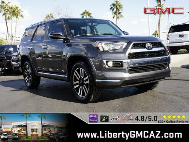 2017 Toyota 4Runner Limited 4WD