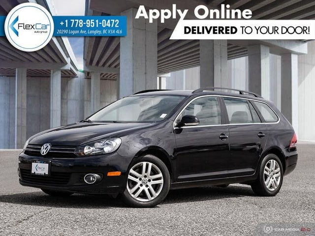 2011 Volkswagen Golf Wagon TDI Comfortline