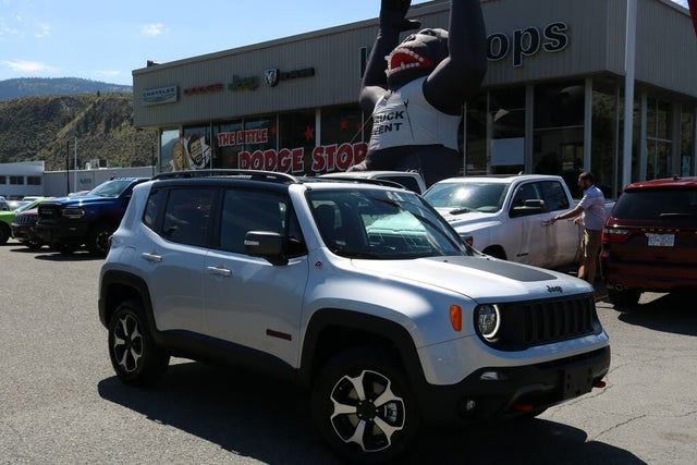 2019 Jeep Renegade Trailhawk 4WD