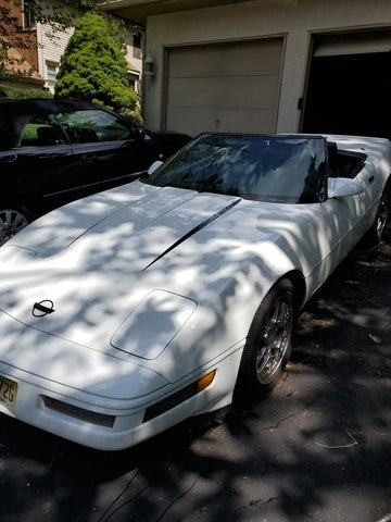1991 Chevrolet Corvette Convertible RWD
