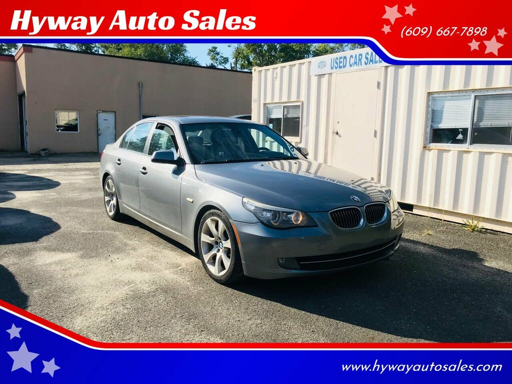 Used 2010 Bmw 5 Series 535i Sedan Rwd For Sale Right Now Cargurus