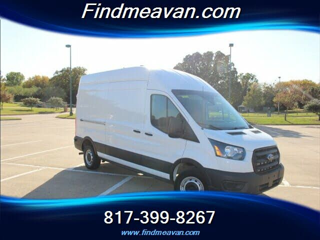 2020 Ford Transit Cargo 250 High Roof LWB RWD with Sliding Passenger-Side Door