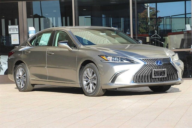 used 2021 lexus es hybrid 300h fwd for sale right now