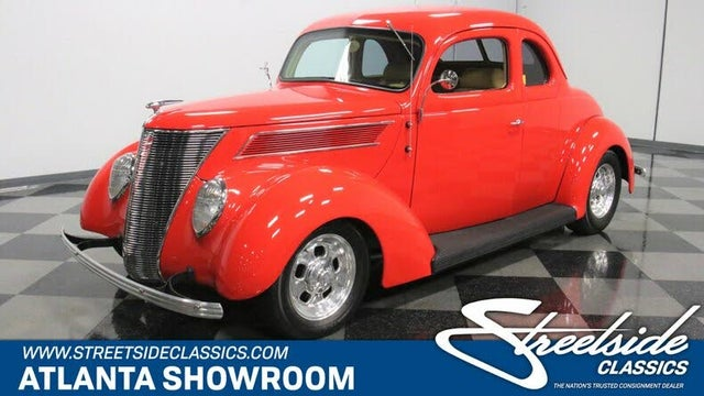 1937 Ford Coupe RWD