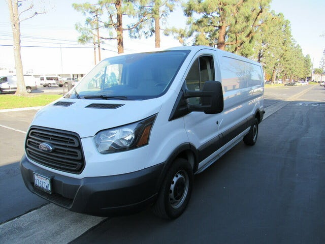 2016 Ford Transit Cargo 350 3dr LWB Low Roof with Sliding Passenger Side Door