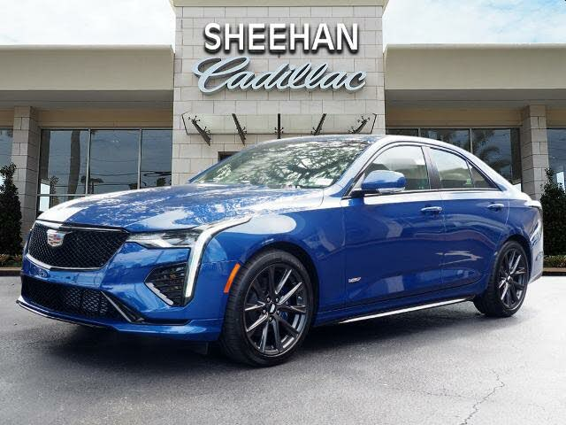 2020 cadillac ct4 v-series rwd for sale in miami, fl