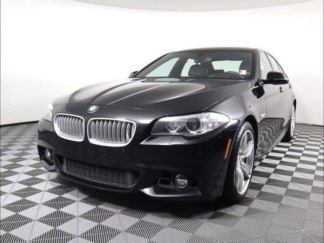 2016 BMW 5 Series 550i xDrive Sedan AWD