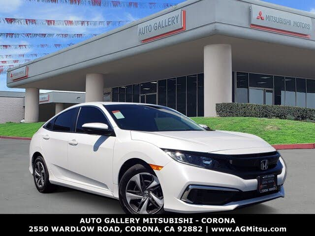 2019 Honda Civic Touring FWD