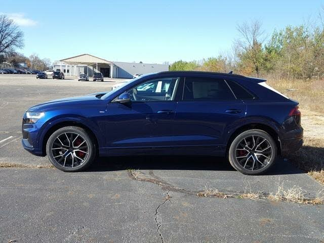 2021 Audi Q8 for Sale in Erie, PA - CarGurus