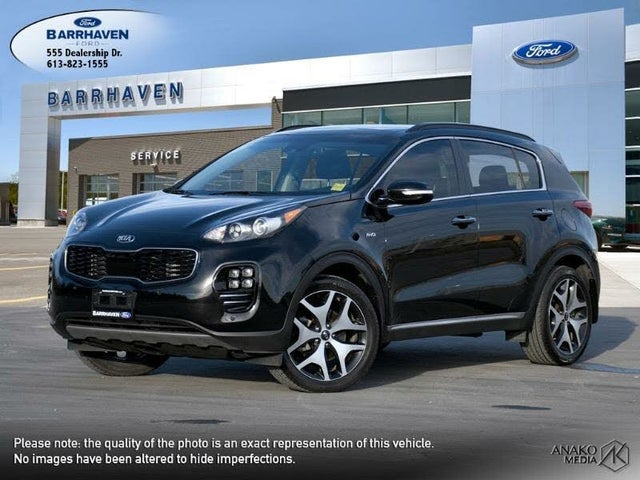 2019 Kia Sportage SX Turbo AWD