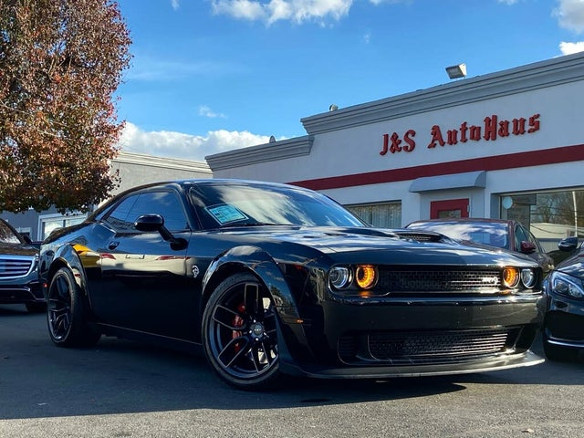 dodge hellcat for sale new jersey 2018 Dodge Challenger SRT Hellcat Widebody RWD for Sale in