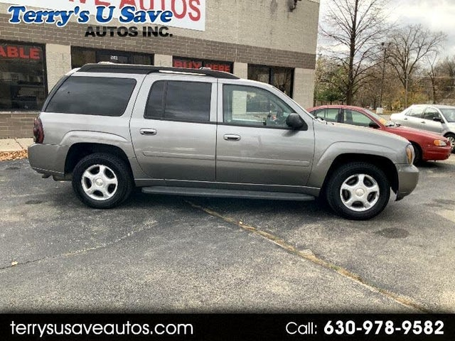 2006 Chevrolet Trailblazer EXT LT 4WD