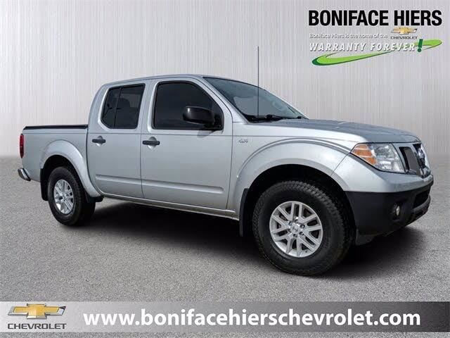 2016 Nissan Frontier S Crew Cab 4WD