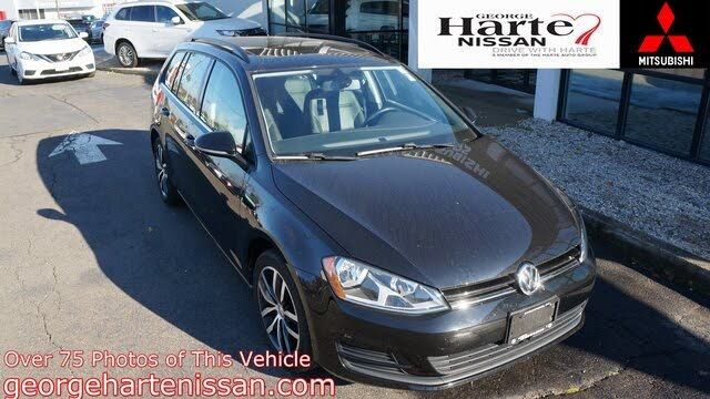 2016 Volkswagen Golf SportWagen TSI Limited Edition