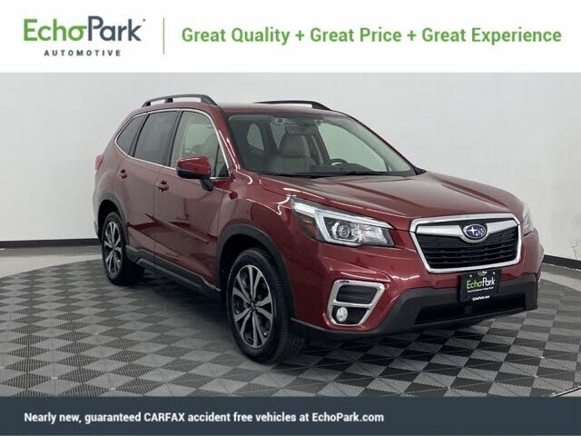 2019 Subaru Forester 2.5i Limited AWD