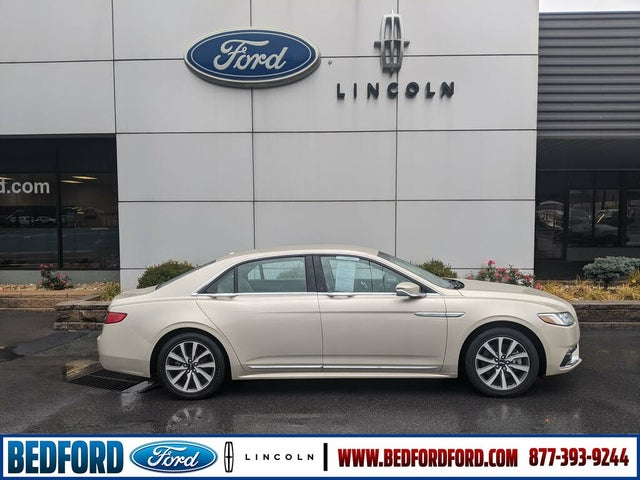 2017 Lincoln Continental Premiere AWD