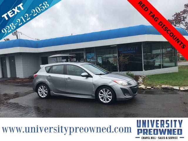 2011 Mazda MAZDA3 s Grand Touring Hatchback