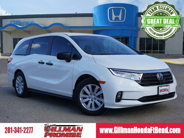 2021 Honda Odyssey LX FWD