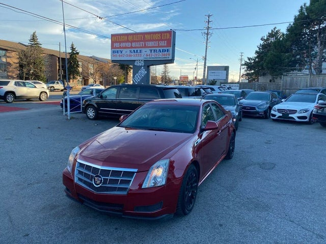 2012 Cadillac CTS 3.0L Luxury AWD
