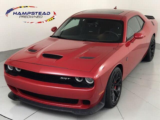 2016 Dodge Challenger SRT Hellcat RWD