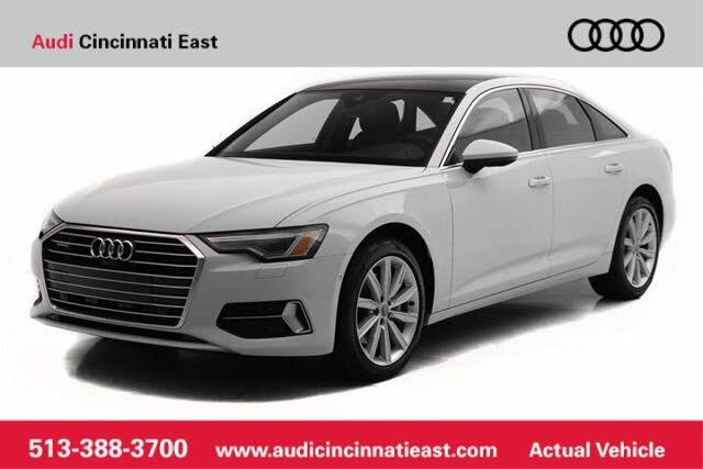 2019 Audi A6 2.0T quattro Premium Plus Sedan AWD