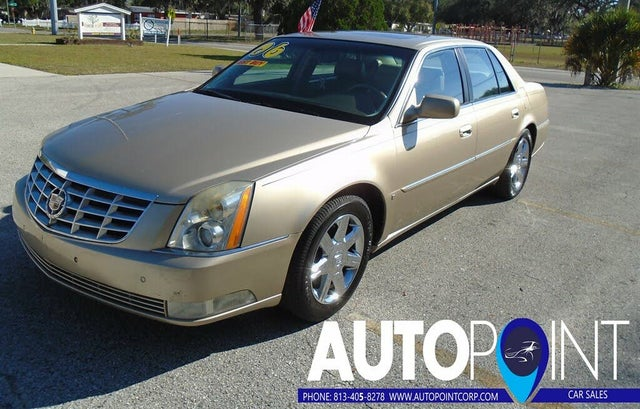 2006 Cadillac DTS Luxury FWD