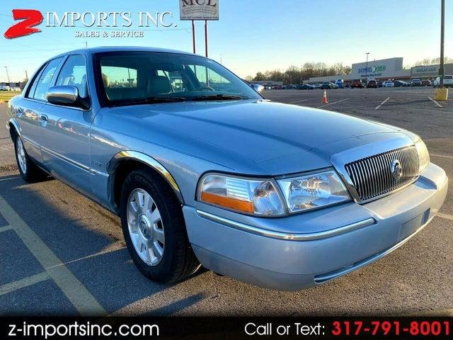 2004 Mercury Grand Marquis LS Ultimate